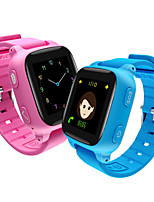 I8 GPS LBS 1.4' Big LCD Display Kids Smart Watch Phone with Free APP for Android and Ios