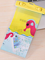 PVC Material Waterproof Dry Boxes Suitable for Iphone Cellphone for Diving/Swimming/Fishing 17.5*10.5cm
