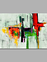 Abstract Art Painting Size 90X60cm Fine Art Acrylic Oil Painting Canvas With Stretcher