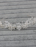 Women's Rhinestone Headpiece-Wedding / Special Occasion / Casual / Office & Career / Outdoor Headbands 1 Piece