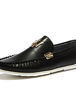 Men's Shoes Casual Loafers Black / Green / White