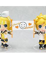 Vocaloid Hatsune Miku PVC One Size Figures Anime Action Jouets modèle Doll Toy