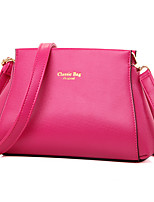 VUITTON Women PU Barrel Shoulder Bag / Satchel-Beige / Blue / Red / Black