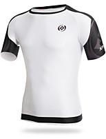 XINTOWN Men's Cycling Jersey Bicycle Clothing Short Sleeve T-shirt