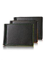 New fashion wallet leather wallet portable card holder