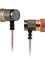 3.5mm écouteurs filaires (dans l'oreille) pour lecteur multimédia / tablette | téléphone mobile | ordinateur pas de microphone