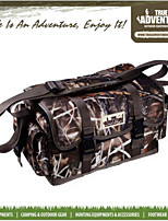 Camouflage Outdoor Hiking Camping Rain-Proof Multifunctional Belt Bag