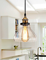 Max 60W Traditional/Classic / Vintage / Retro / Country / Globe Pendant LightsLiving Room / Bedroom / Dining Room