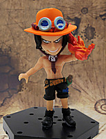 One PieceAnime Action Figure 8CM Model Toys Doll Toy