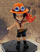 One Piece Otros PVC Las figuras de acción del anime Juegos de construcción muñeca de juguete