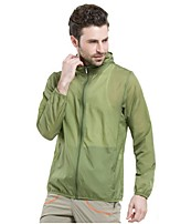 Men Outdoor Skin Prevent Bask Clothing Sun Protection Jacket Summer Breathable UV Skin Coat Quick Dry Shirt More Colors