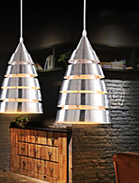 Loft American Retro Style Industrial Metal Bar Pendant Light Lamp  Single Head Lamps