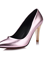 Women's Shoes Stiletto Heel Pointed Toe Heels Dress Pink / Silver / Gold / Champagne