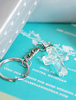 Cross Key Chains Baby Baptism Party Favors