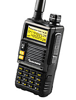 QUANSHENG TG-45UV Walkie Talkie 4-5W 2500mAh 400-470MHz / 136-174MHz 2500mAh  Software Programmable