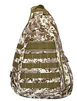 Tactical Chest Sling backpack Outdoor Sport One Single Shoulder Man Large Hiking Travel Military Backpacks Molle Bag