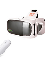 RITECH 3plus Virtual Reality VR 3D Glasses+Bluetooth Controller white