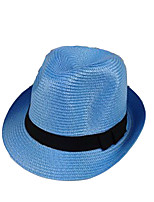 Fashion PC Unisex Straw Hat,Casual Spring / Fall-More Color Choose