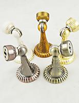 Zinc Alloy Luxurious Magnetic Door Stopper,Door Holder,Door Stop,Gold,Antique Brass,Yellow Bronze,Copper,White