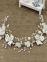 Serre-tête Casque Mariage / Occasion spéciale / Casual / Outdoor Imitation de perle / Plastique Femme / Jeune bouquetièreMariage /