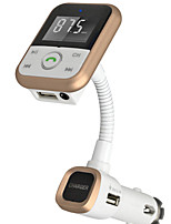 Bluetooth Handsfree Car Kit To Cigarette Lighter, Car MP3/FM Transmitter/Car Charger
