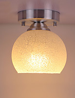 Max 60W Modern / Mini Style Flush Mount Living Room / Bedroom / Dining Room / Kitchen / Bathroom Ceiling Lamp