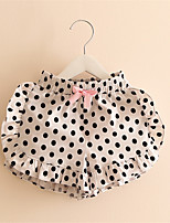 Summer Wear Children Pants Girls Casual Kids Trousers Dot Polka Shorts Children Clothing