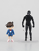 Detective Conan Conan Edogawa Shadow PVC Anime Action Figures Model Toys Doll Toy 1pc 14.5cm