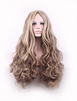 Women Long Body Wave Synthetic Hair Wig