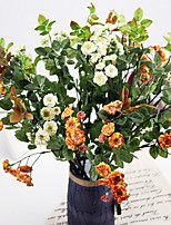 A Branch Silk Lilac Artificial Flowers Multicolor Optional 1pc/set