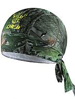 Sombreros / Bandanas(Amarillo / Azul) -Transpirable / Aislado / Resistente a los UV / Permeabilidad a la humeda / Secado rápido / A