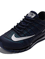 Nike Flyknit Air Max Mens Running Shoes Trainers Sneakers Black / Red / Orange / Blue / Green / Gray