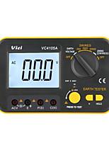 vici 4105a geel voor aarding weerstand tester