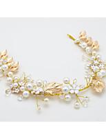 סרטי ראש כיסוי ראש נשים / נערת פרחים חתונה / אירוע מיוחד קריסטל / דמוי פנינה חתונה / אירוע מיוחד חלק 1