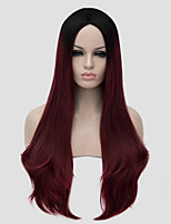 Hot Style Cosplay MultiColor Synthetic Top Quality Straight Wigs