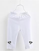 Fashion Baby Kids Children Cartoon Whale 100% Cotton Pants Trousers Leggings