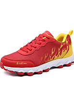 Zapatos Sneakers Tul Negro / Rojo Hombre