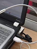 mlsled® mettre en évidence en acier inoxydable souple usb conduit nightlight livre de lecture de lumière pour ordinateur portable pc