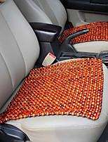 zomer bamboe mat auto kussen willekeurige kleur