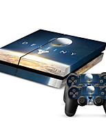 New Protective Sticker Cover Skin for PS4(TN-PS4-0334)