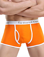 Men's Sexy Underwear   High-quality  Nylon  Boxers