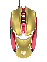 E-3LUE EMS610 The Iron Man 3 Wired Optical Gaming Mouse Limited Edition