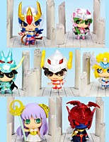 Saint Seiya Overige 6CM Anime Action Figures model Toys Doll Toy