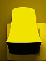 creatieve warm wit licht sensor geluid inductie met betrekking tot kindje slaap 's nachts licht (assorti kleur)