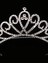 Tiare / Peigne Casque Mariage / Occasion spéciale Strass / Cristal Femme Mariage / Occasion spéciale 1 Pièce