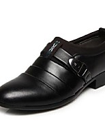 Men's Shoes PU Outdoor / Office & Career / Casual / Party & Evening Oxfords Outdoor / Office & Career / Casual / Party & Evening Low Heel