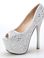Women's Shoes 15CM Heel Height Sexy PeepToe Stiletto Heel Pumps Party Shoes More Colors available