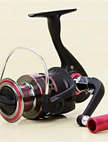Molinetes Rotativos 5.2:1 10 Rolamentos Trocável Pesca de Mar / Rotação / Pesca de Água Doce / Pesca Geral-MA5000 #