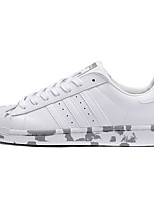 Adidas Originals Men's Shoes Outdoor / Casual Leather Fashion Sneakers White