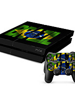 New Protective Sticker Cover Skin for PS4(TN-PS4-0336)